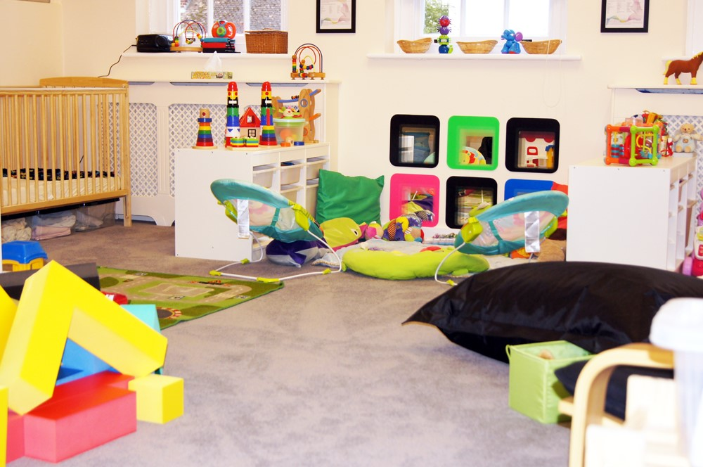 Baby & Toddler Room
